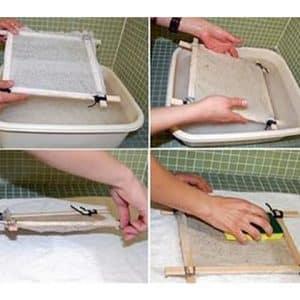 Como fabricar papel reciclado