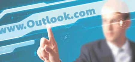 correo outlook social
