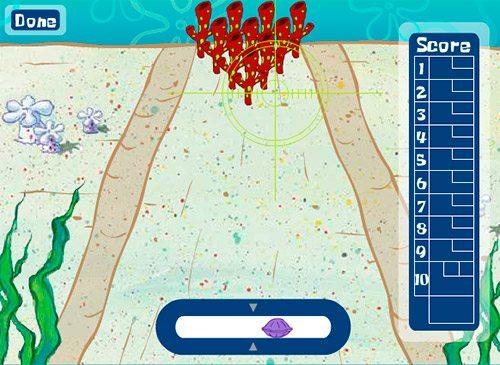 Bikini Bottom Bowling - juegos de bob esponja