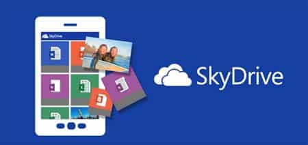 skydrive mobile