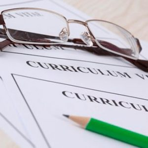 Como hacer un Curriculum Vitae eficaz a la hora de buscar un empleo