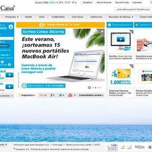 LaCaixa.es: La Caja de Ahorros y Pensiones de Barcelona